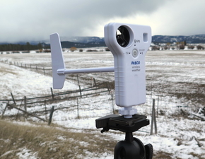 Pasco Wireless Weather Sensor open space